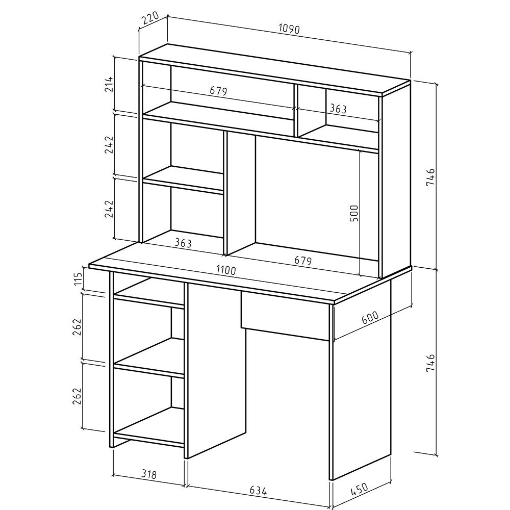 домов чертежи компьютерных столов с размерами фото удивлению нашего