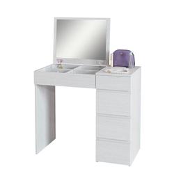 Туалетный столик Триверо-1 белый