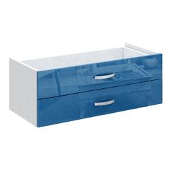 Блок ящиков Либерти большой Глянец синий
