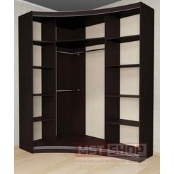 Радиусный шкаф - купе«Мебелайн – 17»