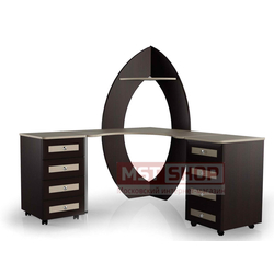 Стол для компьютера«Мебелайн – 41»
