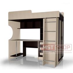 2-х ярусная кровать  «Мебелайн – 3»