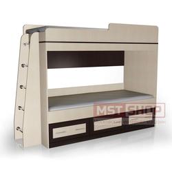 2-х ярусная кровать  «Мебелайн – 5»