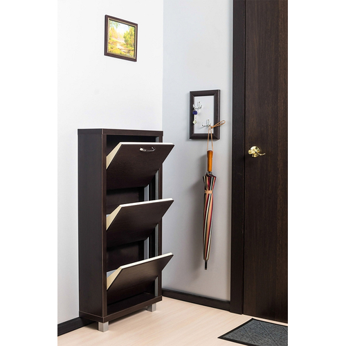 Шкаф обувной Люкс 3с