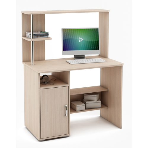 Письменный стол с надстройкой Форест-10