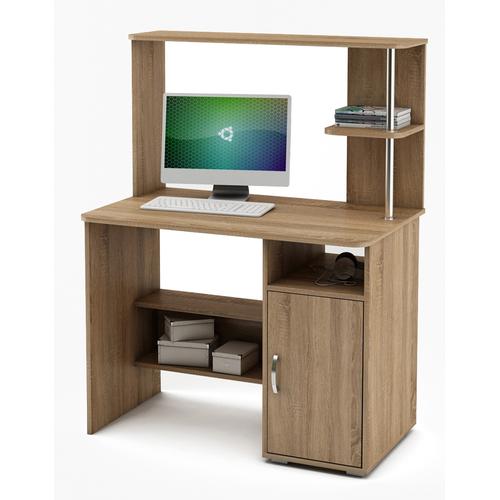 Письменный стол с надстройкой Форест-9