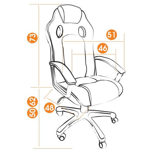 Кресло Драйвер / DRIVER
