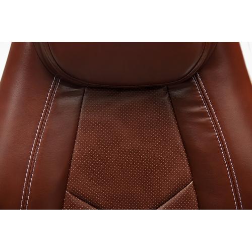Кресло Босс / BOSS Люкс (хром)